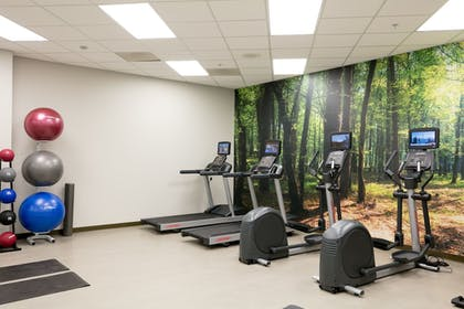 Fitness Facility | Great Wolf Lodge Illinois