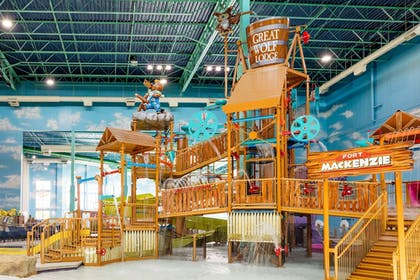 Water Park | Great Wolf Lodge Illinois