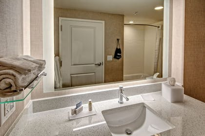 Bathroom | Residence Inn by Marriott Nashville at Opryland