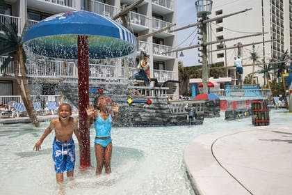 Childrens Pool | Captain's Quarters Resort