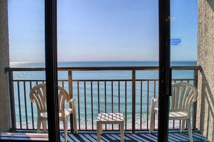 Balcony | Captain's Quarters Resort