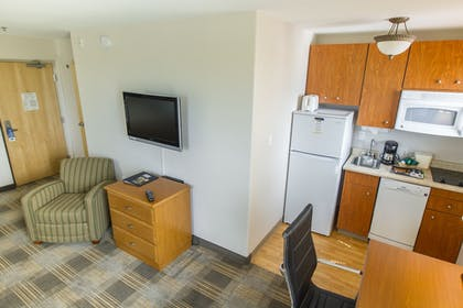 In-Room Kitchenette | Mainstay Suites Casper