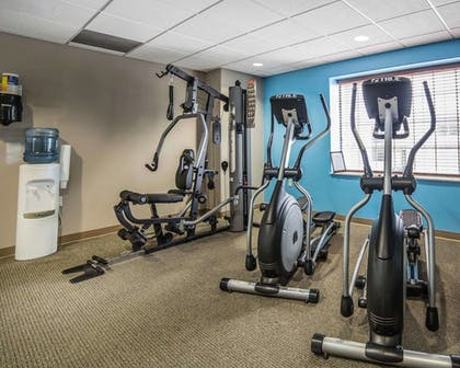 Fitness Facility | Mainstay Suites Casper