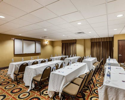 Meeting Facility | Comfort Suites Plano East - Richardson