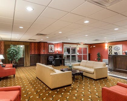 Lobby | Comfort Suites Plano East - Richardson