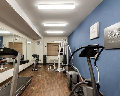Fitness Facility | Comfort Suites Plano East - Richardson