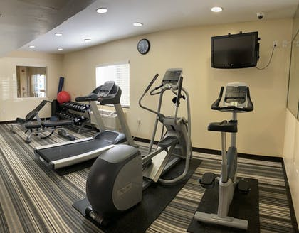Fitness Facility   Candlewood Suites LAX Hawthorne