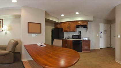 In-Room Kitchen   Candlewood Suites LAX Hawthorne
