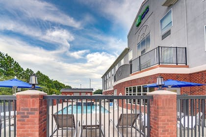 Exterior detail | Holiday Inn Express & Suites Foley