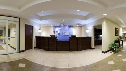 Reception | Holiday Inn Express & Suites Portland