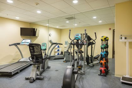 Fitness Facility | Holiday Inn Express & Suites Chowchilla - Yosemite Park Area