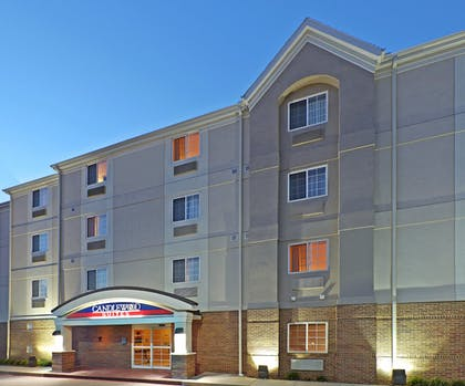 Exterior | Candlewood Suites Fayetteville – University of Arkansas