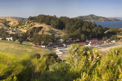 Aerial View | Cavallo Point