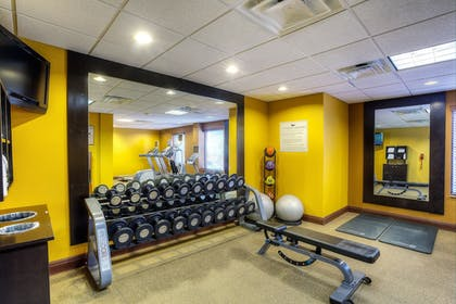 Gym |  | Homewood Suites by Hilton McAllen