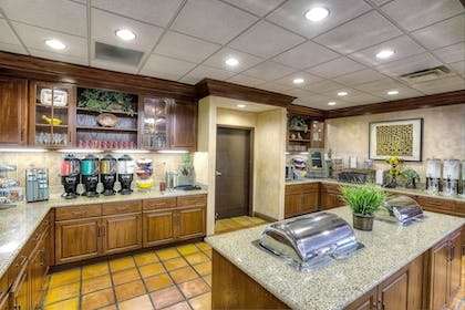 Breakfast Area |  | Homewood Suites by Hilton McAllen