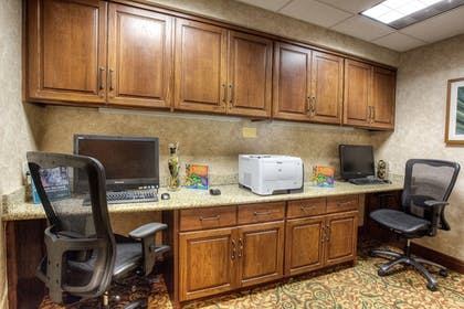 Business Center |  | Homewood Suites by Hilton McAllen