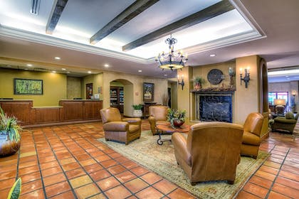 Lobby Sitting Area |  | Homewood Suites by Hilton McAllen