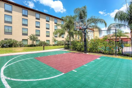 Basketball Court |  | Homewood Suites by Hilton McAllen