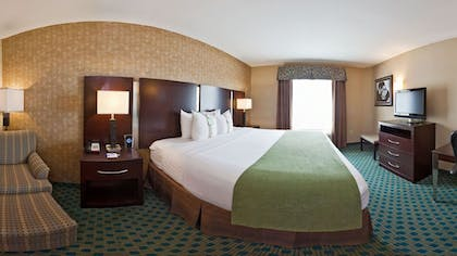 Guestroom | Holiday Inn Fort Worth North-Fossil Creek