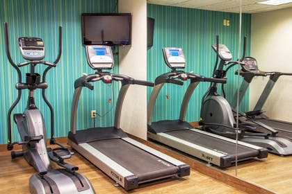 Fitness Facility | Holiday Inn Express & Suites Lexington Dtwn Area-Keenland