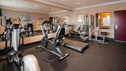 Fitness Facility | Best Western Joshua Tree Hotel & Suites