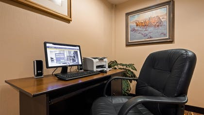 Business Center | Best Western Joshua Tree Hotel & Suites
