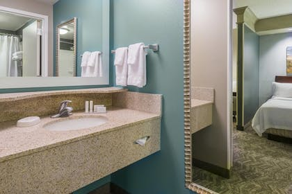 Bathroom | Springhill Suites by Marriott Richmond Northwest