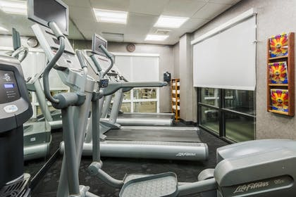 Fitness Facility | Springhill Suites by Marriott Richmond Northwest