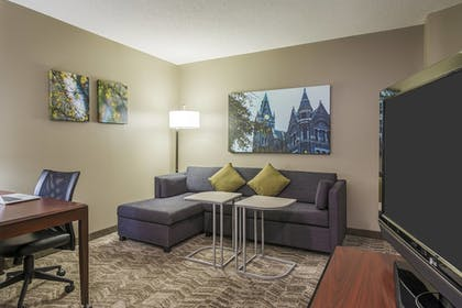 Guestroom | Springhill Suites by Marriott Richmond Northwest