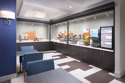 Restaurant | Holiday Inn Express Hotel & Suites Chattanooga Downtown