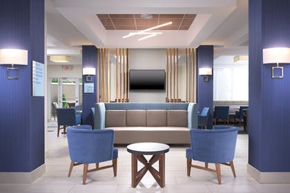 Interior | Holiday Inn Express Hotel & Suites Chattanooga Downtown
