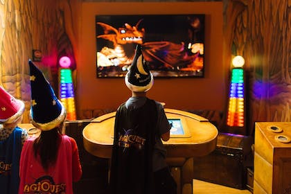 Game Room | Great Wolf Lodge Grapevine