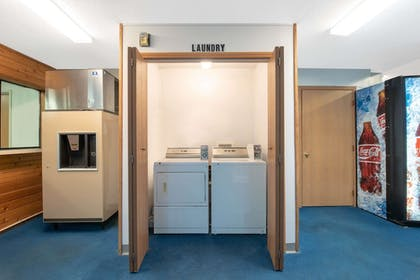 Laundry Room | Travelodge by Wyndham Spearfish