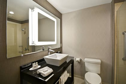 Bathroom   SpringHill Suites by Marriott Indianapolis Plainfield