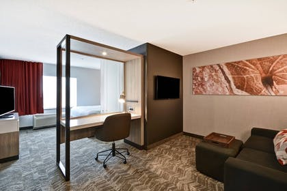 Room   SpringHill Suites by Marriott Indianapolis Plainfield
