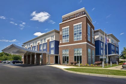 Exterior   SpringHill Suites by Marriott Indianapolis Plainfield