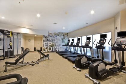 Fitness Facility   SpringHill Suites by Marriott Indianapolis Plainfield