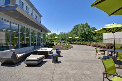 BBQ/Picnic Area   SpringHill Suites by Marriott Indianapolis Plainfield