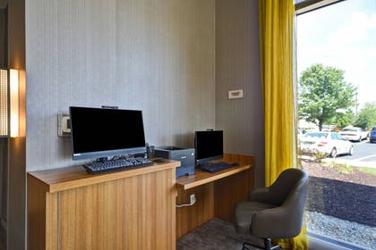 Business Center   SpringHill Suites by Marriott Indianapolis Plainfield