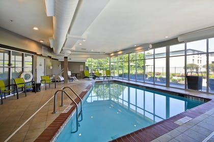 Pool   SpringHill Suites by Marriott Indianapolis Plainfield