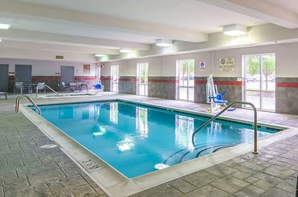 Pool | Comfort Suites At Virginia Center Commons
