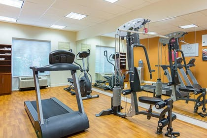 Fitness Facility | Comfort Suites At Virginia Center Commons