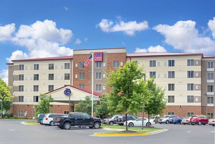 Exterior | Comfort Suites At Virginia Center Commons