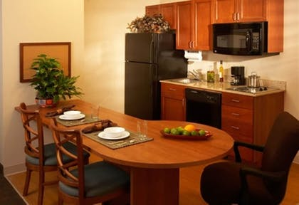 Private Kitchen | Candlewood Suites Greenville NC