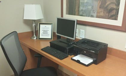 In-Room Business Center | Candlewood Suites Greenville NC
