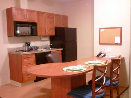In-Room Kitchenette | Candlewood Suites Greenville NC