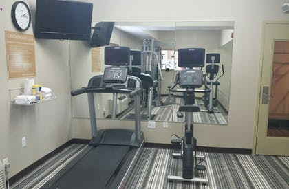 Fitness Facility | Candlewood Suites Greenville NC
