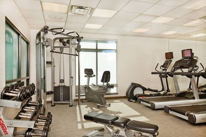 Fitness Facility | SpringHill Suites by Marriott Chesapeake Greenbrier