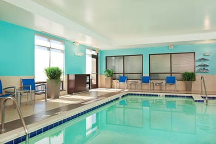 Indoor Pool | SpringHill Suites by Marriott Chesapeake Greenbrier