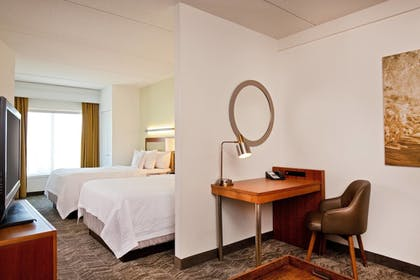 Guestroom | SpringHill Suites by Marriott Chesapeake Greenbrier